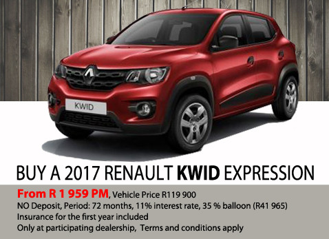 Buy a 2017 Renault KWID Expression