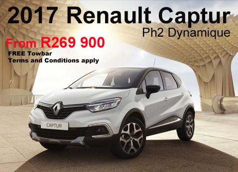2017 Renault Captur Ph2 Dynamique