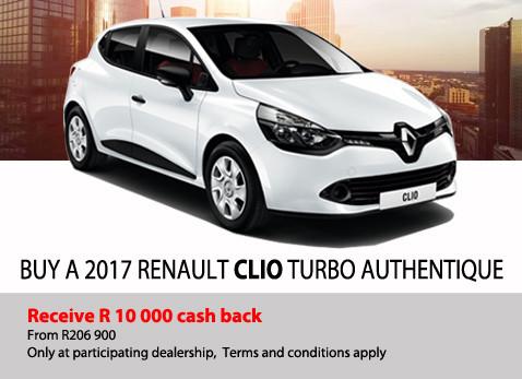 Buy a Renault Clio Turbo Authentique
