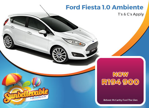 Ford Fiesta 1.0 Ambiente