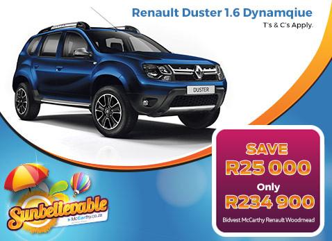 2017 Renault Duster 1.6 Dynamique
