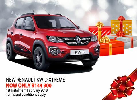 New Renualt KWID Extreme