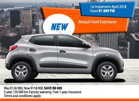 Renault Kwid Expression