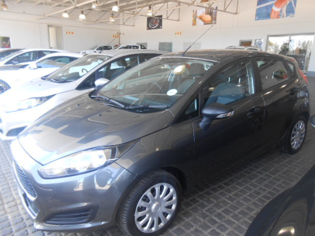 FORD FIESTA 1.4 AMBIENTE & McCarthy Ford Pre-Owned Showroom - Used Ford Vehicles markmcfarlin.com